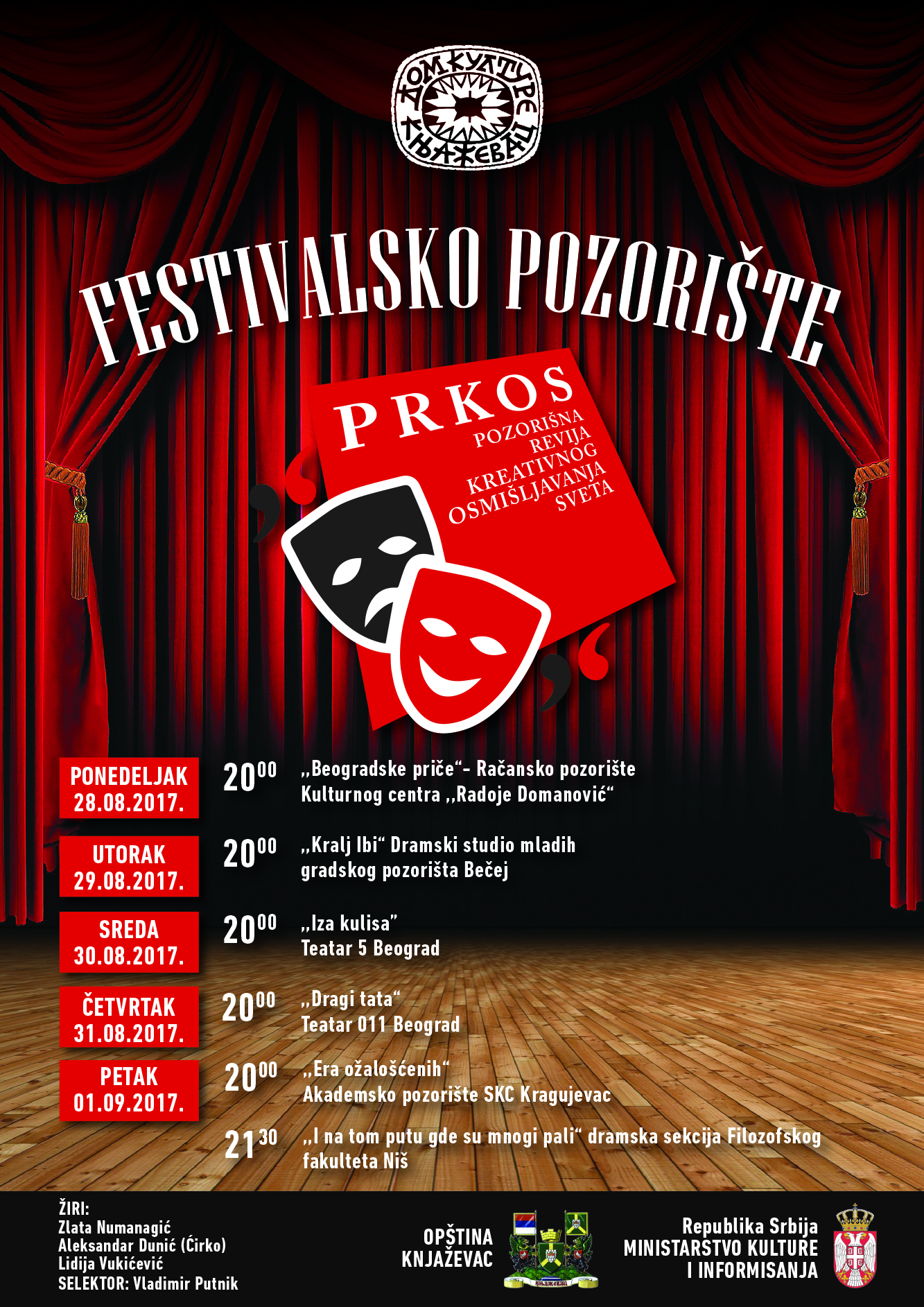 prkos 2017 program